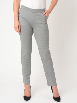 """29"""" trouser with pocket trim detail"""